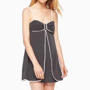 Kate Spade Polka Dot Nightgown